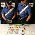 Cercenasco: marijuana nascosta in mansarda, denunciato 20enne