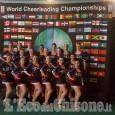 Sette cheerleader pinerolesi ai Mondiali di Orlando