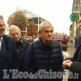 Chiamparino a Cantalupa: «Un pezzo d'Italia che funziona»