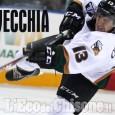 Hockey ghiaccio grande Valpe al supplementare: 2-3 ad Asiago