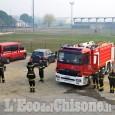 Incendio a Cumiana: dopo 16 giorni il sindaco ha chiuso la centrale operativa comunale