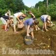 Cumiana: in estate mercatino dei prodotti di montagna in borgata Verna