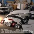 Ricettazione e riciclaggio, a Cumiana un capannone di stoccaggio delle auto rubate