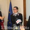 Cumiana: una donna, prima nella Provincia di Torino, al comando della stazione dei carabinieri