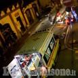 Orbassano: si schianta in moto contro un palo in via Castellazzo, è grave in ospedale