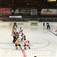 Hockey ghiaccio, beffarda rimonta del Varese ai danni della Valpeagle