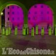 8 Marzo: a Cumiana il Municipio si illumina di rosa