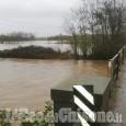 Piobesi: rio Essa al limite, situazione sotto controllo