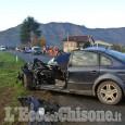 Revello: auto contro trattore, un ferito grave in elisoccorso al Cto