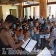 Giovani musicisti da tutto il mondo a Cantalupa: è l'Orchestra per la Pace