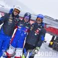 La Nazionale francese di sci maschile prepara il Mondiale a Sestriere