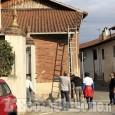 Piossasco: si lancia dal monte san Giorgio e finisce su una tettoia, ferito parapendista