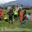 Bagnolo: auto fuori strada sulla Provinciale, ferita giovane conducente