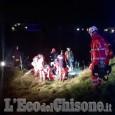 Schianto frontale tra Osasco e Garzigliana: un morto e un ferito gravissimo