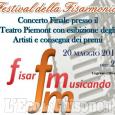 Perosa Argentina: giornata finale del Festival della Fisarmonica