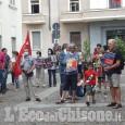Pinerolo: flash mob per la scuola