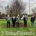 Vinovo: un albero in memoria dei morti di Coronavirus