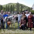Romana batte Ronalda: eletta a Pragelato la 19ª Miss Mucca