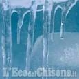 Ondata di freddo tardiva nel Pinerolese: dati termici di oggi e previsioni per domani
