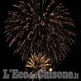 Paesana, festa patronale con fuochi d'artificio