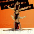 Campionato italiano di ginnastica acrobatica domenica 5 a Cantalupa