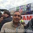 Gasparri a Pinerolo per sostenere Forza Italia
