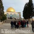 A Gerusalemme, viaggio di un gruppo interconfessionale Pinerolese