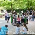 Inaugurato il parco giochi inclusivo di Cumiana