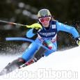 Coppa del mondo di sci a Sestriere: Sofia Goggia a 15 centesimi dalla prima