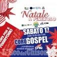 Pinerolo: Coro gospel e biscotti in piazza Facta