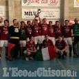 Hockey Prato: bis dei ragazzi dell'Hp Valchisone U21, Campioni d'Italia Indoor