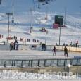 Ice Park: a Sestriere si pattina con vista sulle Montagne olimpiche