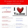 Valgioie: martedì 30 il confronto tra i quattro candidati sindaco