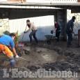 Alluvione in Val Chisone: per la Sr 23 riapertura parziale domani, per la Provinciale di Prali ci vorrà una settimana