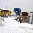 Prali: prima nevicata, pronti i battipista