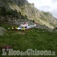 Coazze: ferito escursionista vicino al rifugio Balma, l'intervento del Soccorso Alpino