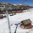 Vialattea: sole, neve perfetta e collegamenti aperti in quota
