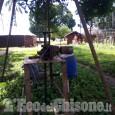Partiti i lavori per il pozzo finanziato dai nonesi in Kenya