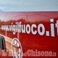 Torre Pellice: fiamme a Castelluzzo, denunciato 67enne per incendio colposo