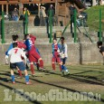 Calcio: vittoria Pinerolo, male Cavour e Saluzzo