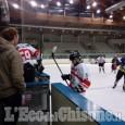 Hockey ghiaccio, a Pinerolo la Valpeagle prende il largo fino al 13 a 3