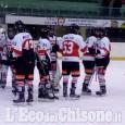 Hockey ghiaccio, Valpeagle in scioltezza: 12 a 0 nel derby contro lo Sporting