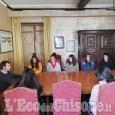 I ragazzi di Fridays For Future incontrano il sindaco di Pinerolo