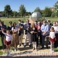 Orbassano: inaugurato in via Malosnà il parco che riproduce il sistema solare