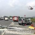 Piossasco: terribile schianto sulla Sp6, muore motociclista 58enne