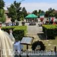 Candiolo: Messa in onore del capitano Fiorito