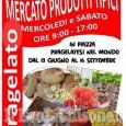 Riparte a Pragelato il mercato dei produttori locali il mercoledì e il sabato
