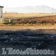 Riva di Pinerolo: rubano l'automobile del parroco e la bruciano vicino al cimitero