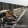 Piscina: morti nell'auto in fiamme, 55enne di Pinerolo denunciato per omicidio stradale