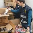 Maxi sequestro di fuochi d'artificio, un deposito illegale anche a san Secondo di Pinerolo